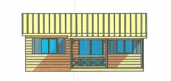 Maison en bois en kit a monter soi meme crdit photo felipe orvi crdit photo felipe orvi maison - Maison a monter soi meme ...